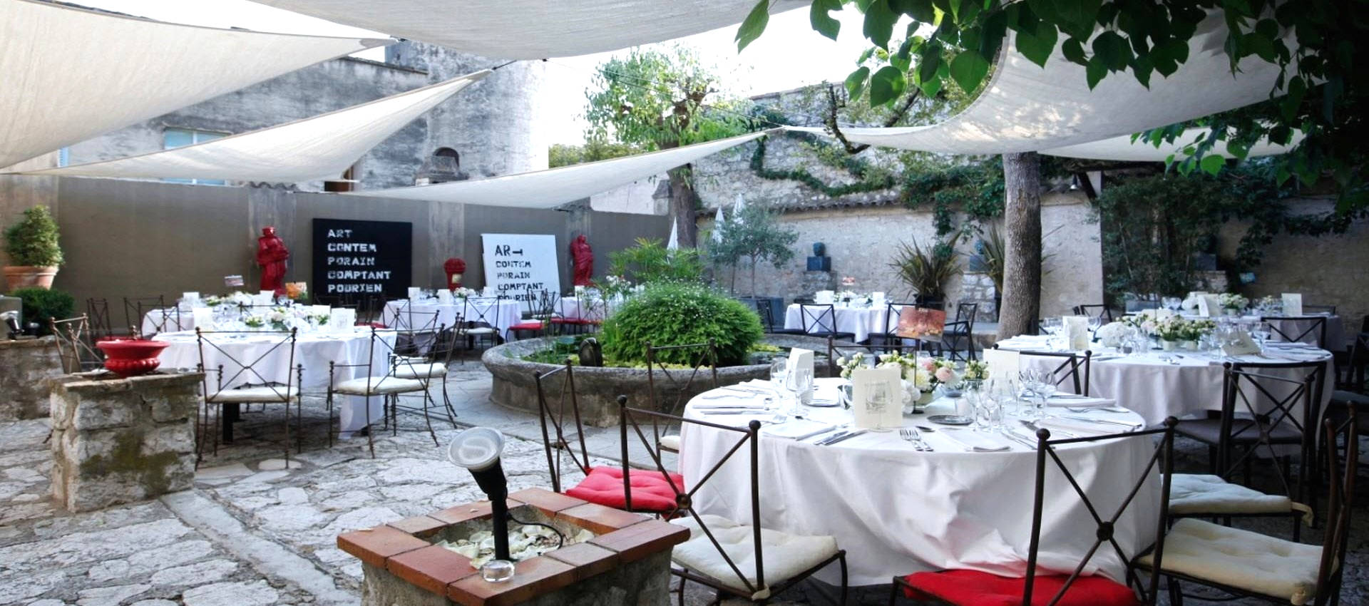 restaurant Abbaye 541 - Colle/Loup