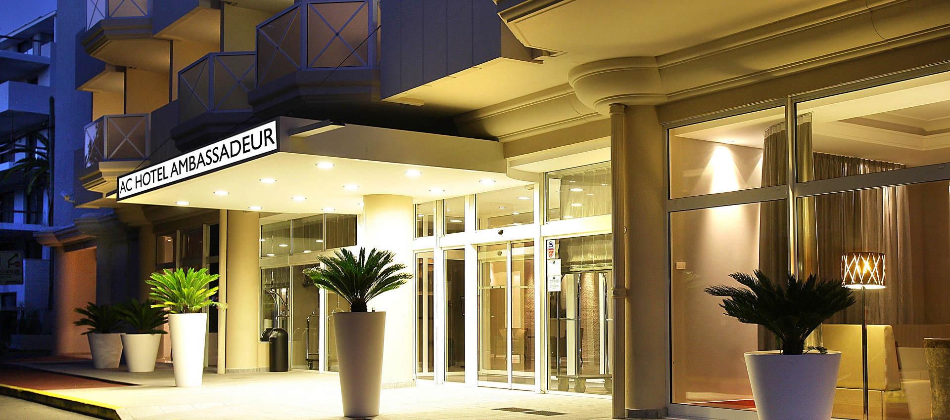 hôtel AC Marriott - Juan-les-Pins