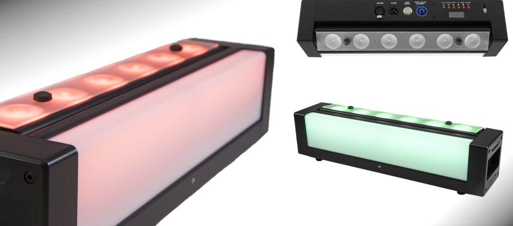 barre de leds sans fil sur batterie