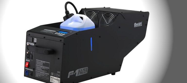générateur de brouillard DMX