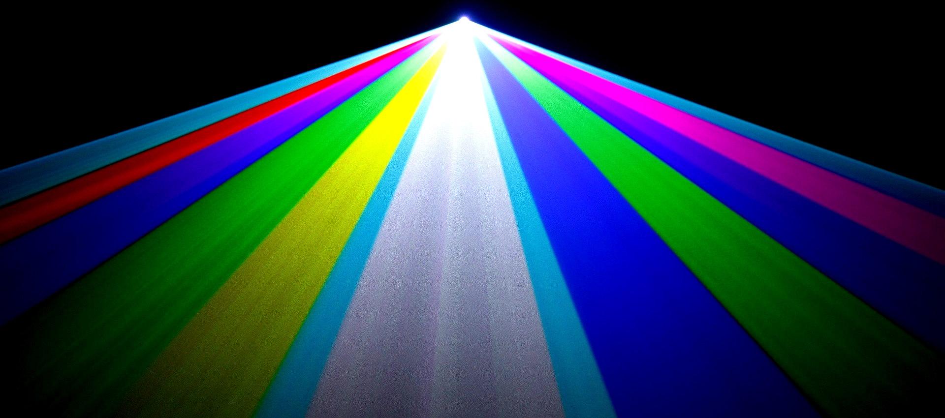 light show laser