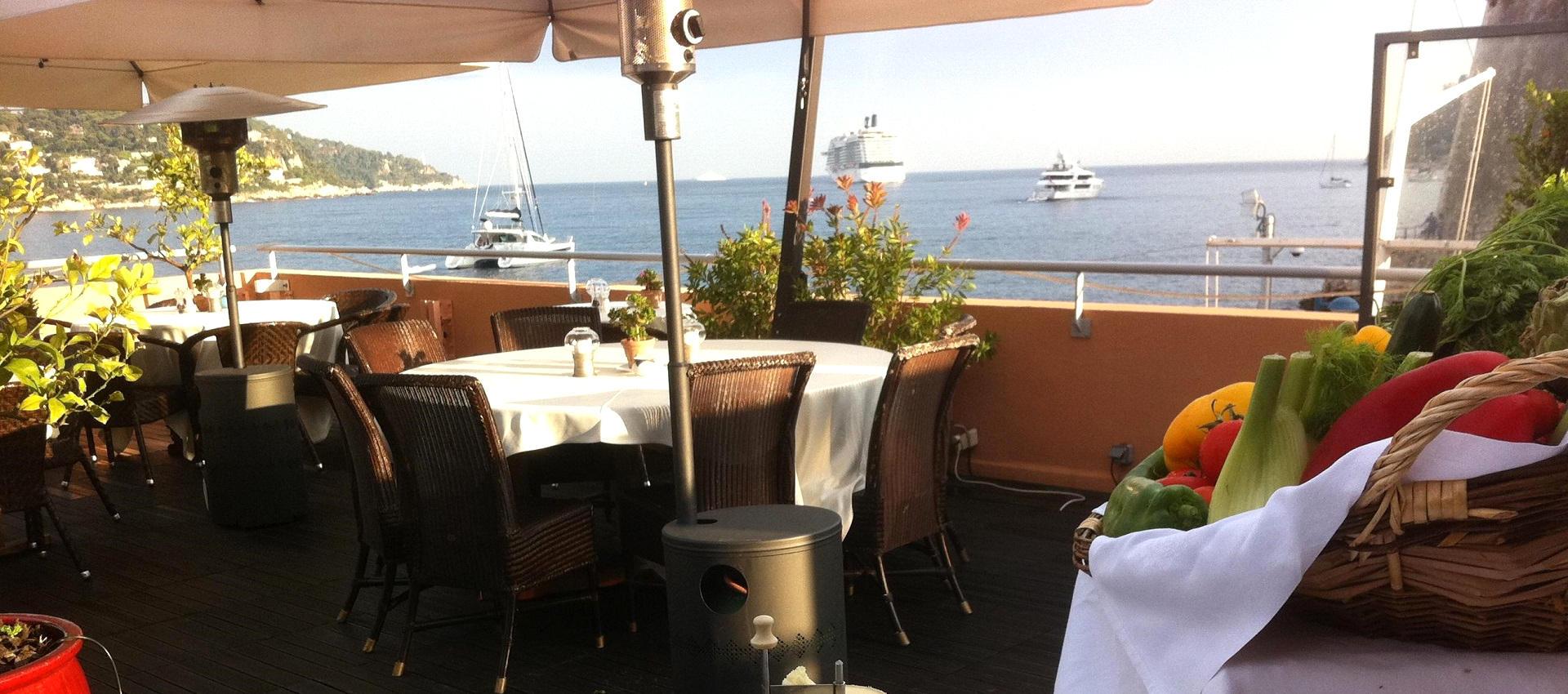 restaurant Mayssa - Villefranche/Mer