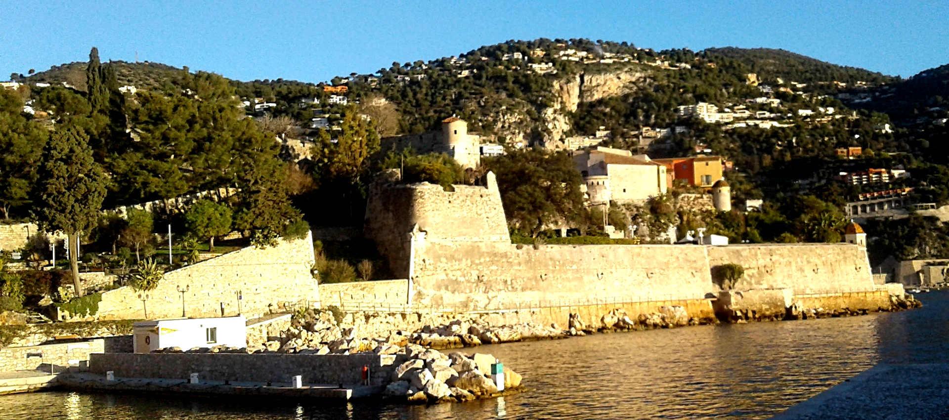 citadelle Saint-Elme - Villefranche/Mer